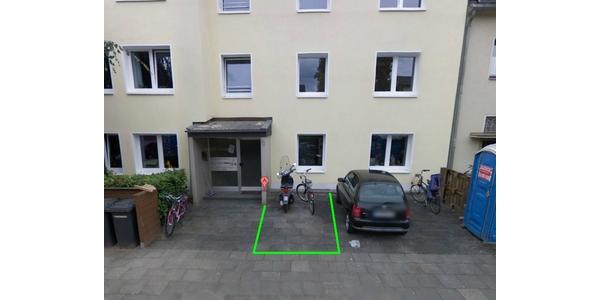 Parkplatz Geisbergstraße 90 Köln