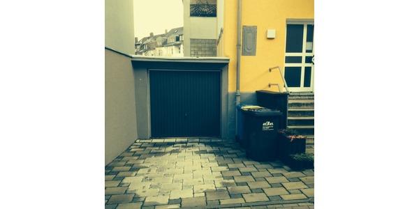 Parkplatz Giselastraße 21 Essen