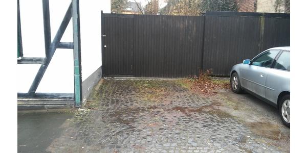 Parkplatz Bergische Landstraße 95 Leverkusen