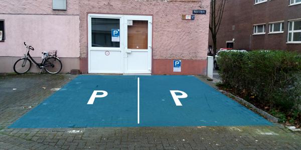 Parkplatz Martinsfeld 8 Köln
