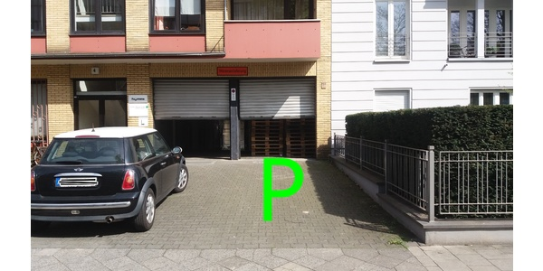 Parkplatz Neanderstraße 4 Düsseldorf