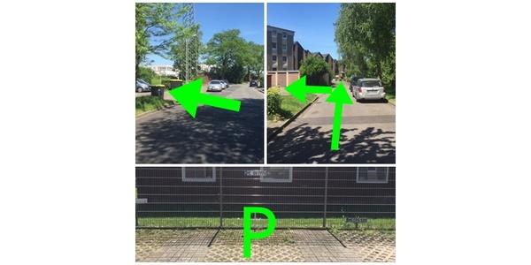Parkplatz Am Haarbach 3 Ratingen