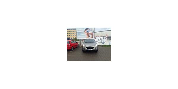 Parkplatz Warnowufer 33 Rostock