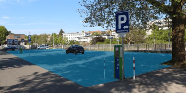 Parkplatz Ludwig-Eckes-Allee 6 Nieder-Olm