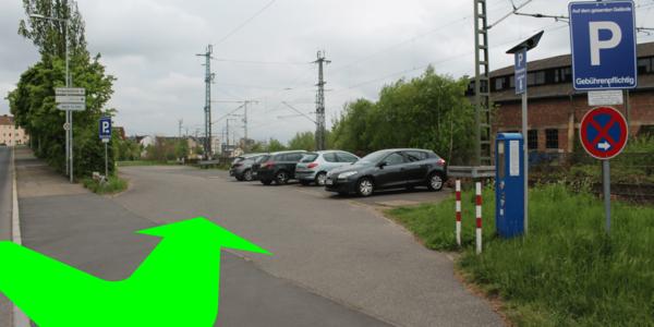Parkplatz Goldbacher Straße 46 Aschaffenburg