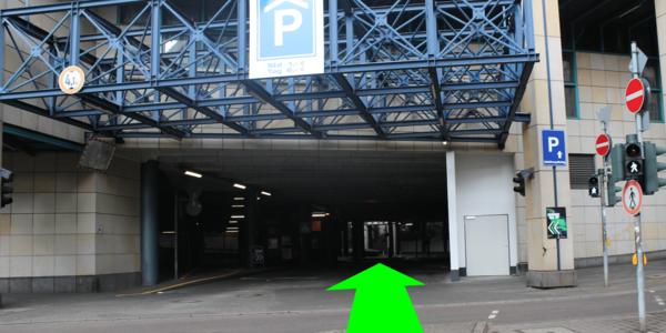 Parkplatz Am Hauptbahnhof 16 Saarbrücken