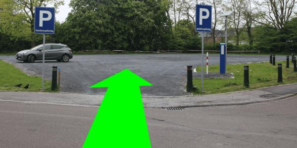Parkplatz An der Bleiche 1A Bocholt