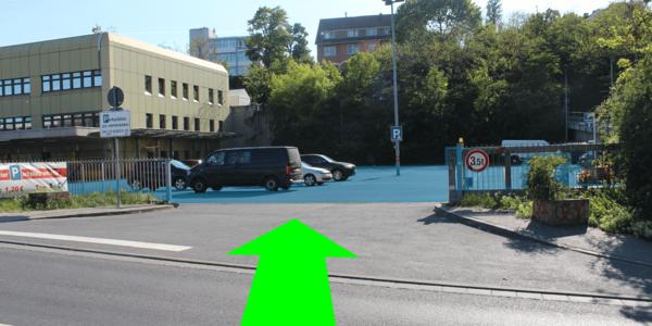 Parkplatz Mombacher Straße 11 Mainz