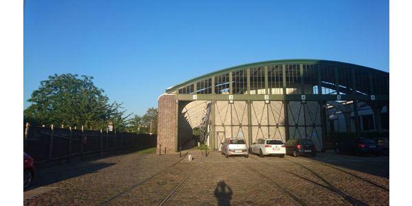 Parkplatz Professor-Schwippert-Straße 5 Düsseldorf
