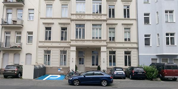 Parkplatz Dasselstraße 54 Köln