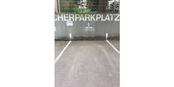 Parkplatz Rohrbacher Straße 57 Heidelberg