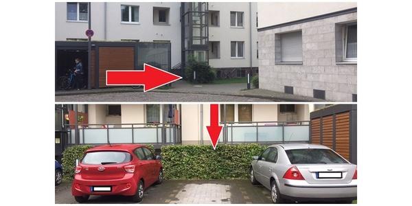 Parkplatz Katharinenhof 8 Köln