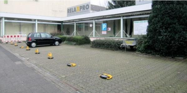 Parkplatz Römerstraße 1 Dormagen