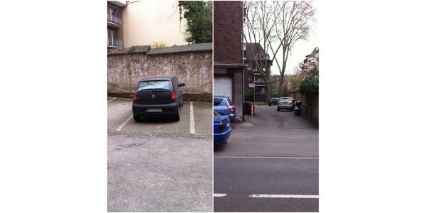 Parkplatz Vorgebirgstraße 1C Köln