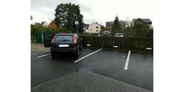 Parkplatz Bahnhofstraße 36 Limburg an der Lahn