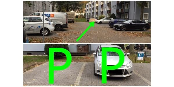 Parkplatz Adam-Stegerwald-Straße 23 Köln