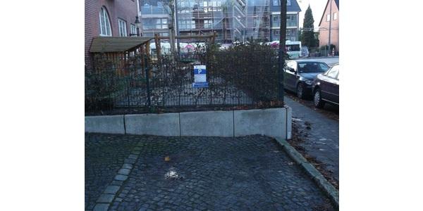 Parkplatz Süderfeldstraße 61 Hamburg