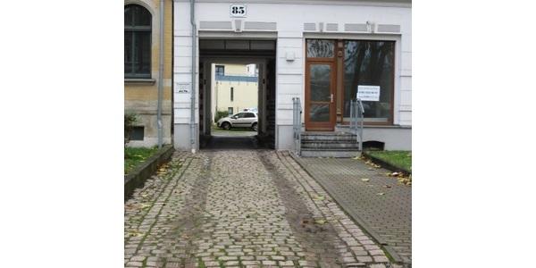 Parkplatz Straße der Nationen 85 Chemnitz