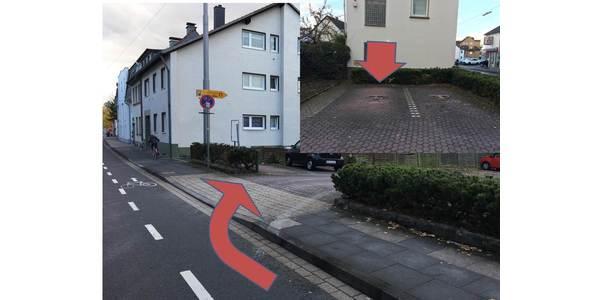 Parkplatz Aulgasse 21 Siegburg