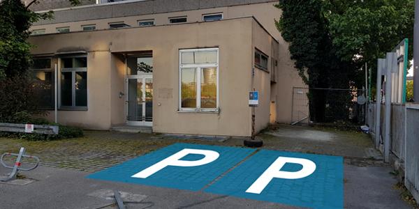 Parkplatz Orleansstraße 56 München