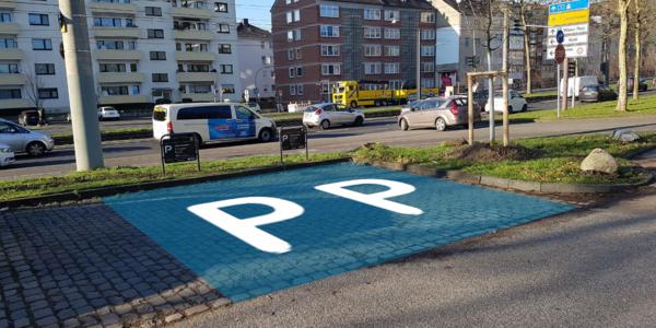 Parkplatz Wiener Platz 2 Köln