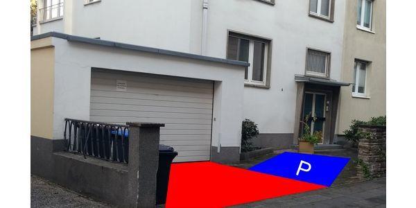 Parkplatz Metzer Straße 4 Köln