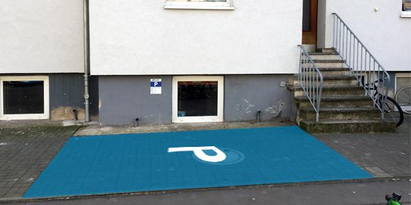 Parkplatz Gleueler Straße 18 Köln