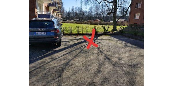 Parkplatz Culinstraße 50 Hamburg