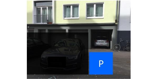 Parkplatz Wichterichstraße 30-32 Köln