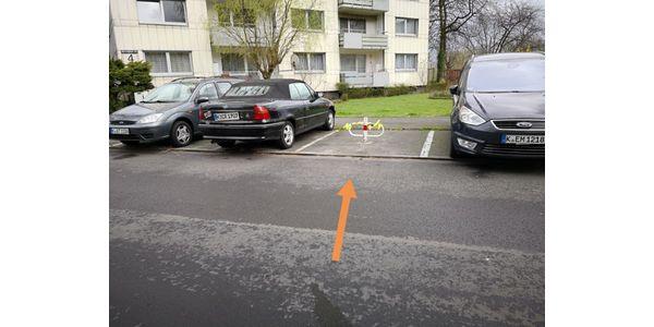 Parkplatz Rotterdamer Straße 4 Köln