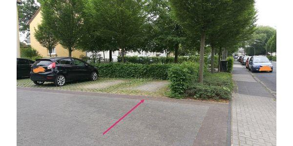 Parkplatz Ohmstraße 37 Köln