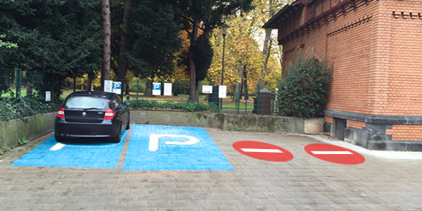 Parkplatz Spichernstraße 25 Köln