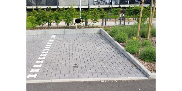 Parkplatz Schuppstraße 1 Gießen