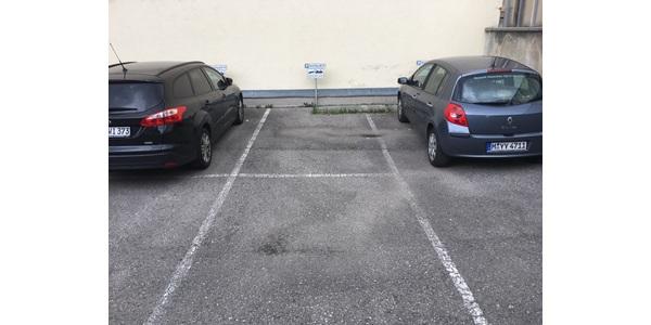 Parkplatz Rottmannstraße 19 München