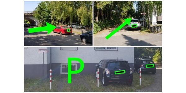 Parkplatz Rolshover Kirchweg 117 Köln