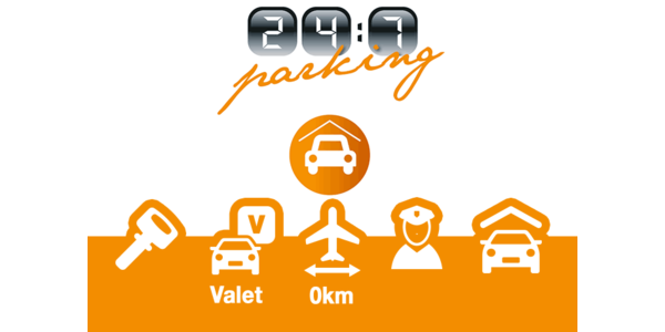 Parkplatz Vertrekpassage  Schiphol