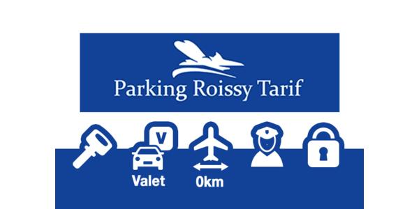 Parkplatz Rue du Voyageur 5 Roissy-en-France