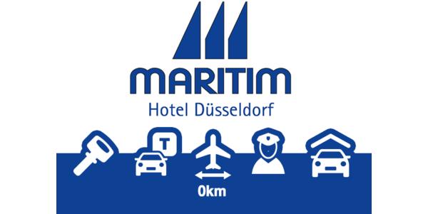 Parkplatz Maritim-Platz 2 Düsseldorf