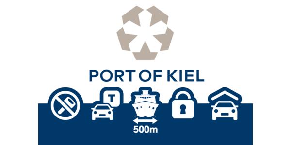 Parkplatz Flämische Straße 15 Kiel