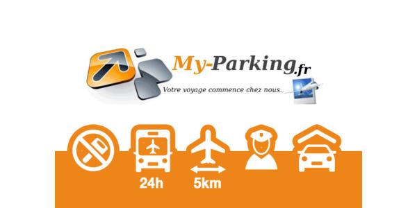 Parkplatz Avenue d'Amsterdam 7 Saint-Laurent-de-Mure