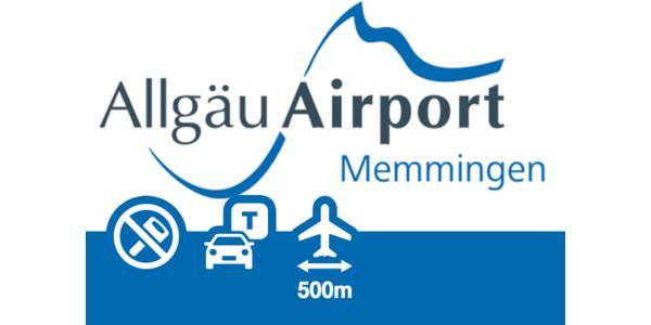 Parkplatz Am Flughafen 42 Memmingerberg