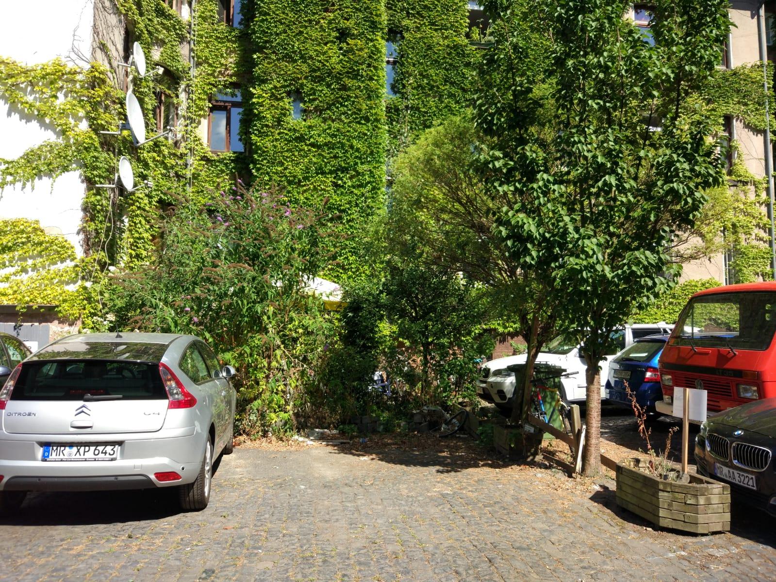 Parkplatz Neue Kasseler Straße 4 Marburg
