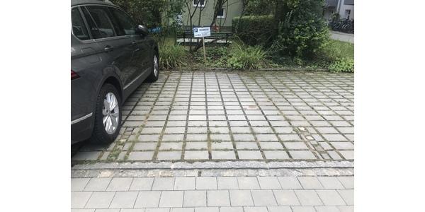 Parkplatz Zaubzerstraße 33 München