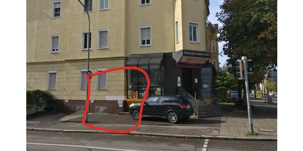 Parkplatz Morellstraße 2 Augsburg