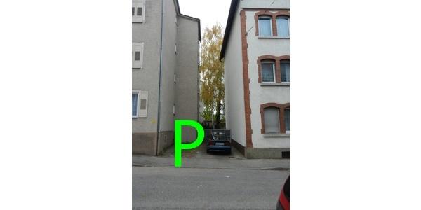 Parkplatz Hohensteinstraße 38 Stuttgart