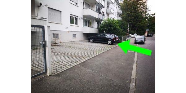 Parkplatz Mönchstraße 8 Stuttgart