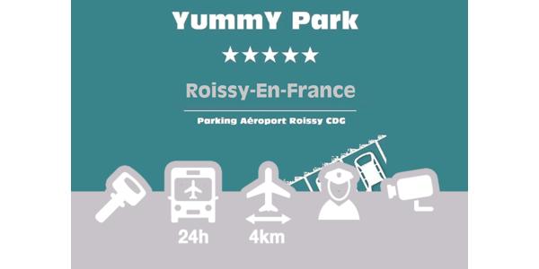 Parkplatz Chemin de la Dîme 2t Roissy-en-France