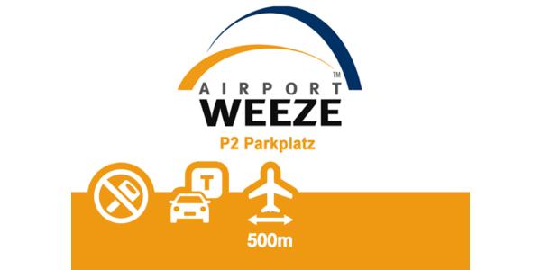 Parkplatz Flughafen-Ring 1 Weeze