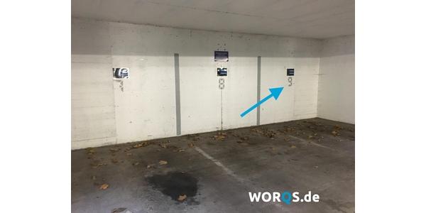 Parkplatz Oppenhoffallee 143 Aachen