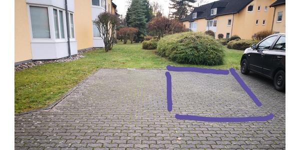 Parkplatz Gartenstraße 73A Bonn